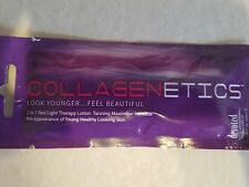 1 Collagenetics  2 In 1 Red Light Therapy Lotion Packet Anti Aging Firming