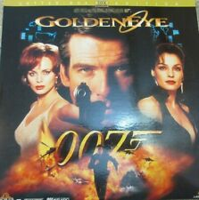 Goldeneye 007 1996 Laser Disc Movie