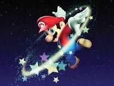 Super Mario Vinilo Pared Pegatina Pared Calcomanía