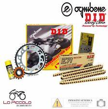 KIT TRASMISSIONE RACING DID CATENA CORONA PIGNONE HONDA RS 125 R 2001 2002 2003