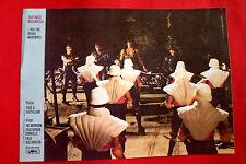 1990 BRONX WARRIORS 1982 MARK GREGORY VIC MORROW FRED WILLIAMSON EXYU LOBBY CARD