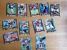 2015 Topps NFL Trading Cards Cincinnati Bengals