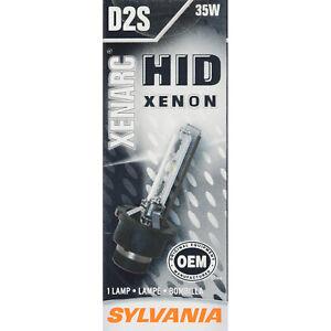 SYLVANIA D2S High Intensity Discharge HID Automotive Bulb