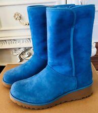 UGG Amie Boots Skyline Blue 7.5 UGG Boots NIB