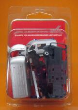 Herpa 012959 Mercedes-benz SPRINTER Halbbus Unbedruckt Silber Minikit H0
