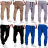 Men's Sport Pants Tracksuit Gym Fitness Workout Joggers Sweatpants Long Trousers