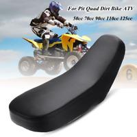Foam Seat Racing Style For Quad Dirt Pit Bike ATV 4 Wheeler 50cc 70cc 90cc 110cc