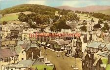 PRINTED POSTCARD OF THE HIGH STREET, MOFFAT, DUMFRIESSHIRE, SCOTLAND, PHOTOCHROM