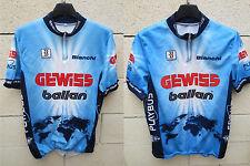 Lot 2 Maillot cycliste GEWISS BALLAN Tour 1995 maglia jersey Bjarne Riis XL
