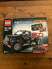 LEGO Technic 66433 (9395, 9392, 8293) Super Pack 3 in 1 New But Dinged Box