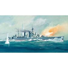 HELLER ® 81081 HMS Hood NAVIRE de GUERRE BATTLESHIP 1:400