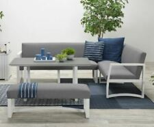 GI80010HC Aureum Lounge Dining Set 4-tlg Lounge Gartenlounge Sitzgruppe Garnitur