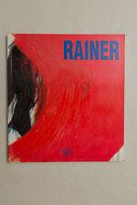 ARNULF RAINER - La pittura come energia e compromissione - Arte92 - 1999