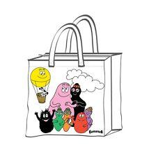 Barbapapa Shopping/Beach Bag Strandtasche Tasche m.Reißverschluss 40x35x14cm NEU