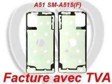 Pour Samsung Galaxy A51 A515(F) Adhésif Double Face Autocollant Vitre Arrière