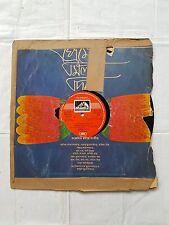 "1982's VINTAGE 45 RPM ""RAJASTHANI INSTRUMENTAL"" GOVIND KALLA- LP HMV RECORD"