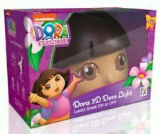 NICKELODEON DORA THE EXPLORER 3D FX DECO NIGHT LIGHT BRAND NEW IN BOX