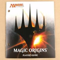MTG Magic Origins Player's Guide & Illustrated Card Encyclopedia