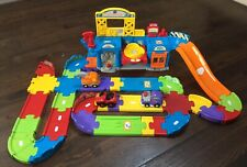 VTech Toot Toot Drivers Repair Centre With 3 Vehicles.