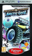 MOTOR STORM ARTIC EDGE        -----   pour PSP  // EP