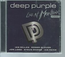DEEP PURPLE CD: LIVE AT MONTREUX 1996 (US; NEU; ER 20087-2)