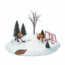 NEW Department 56 Hockey Practice Animated Accessory