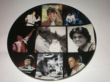 Donny Osmond Ceramic Collectible Plate 70's Teen Idol New Rare!