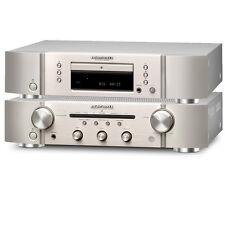 Marantz CD5005 -CD Player & Marantz PM5005- Amp Bundle Silver
