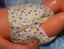 Windelhose Gummihose Gummihöschen Babychic VEB DDR Finsterwalde Windel Baby Kind