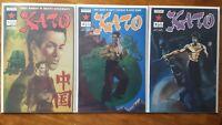 Kato of the Green Hornet 1-3 NOW High Grade Comic Book RM13-81