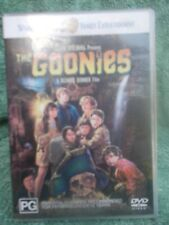 THE GOONIES STEPHEN SPEILBERG, R4 PG DVD