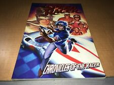Speed Racer Chronicles of Racer IDW TPB Comic Book