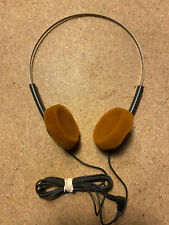 SONY MDR-50 Vintage Stereo Headphones Tested & & Work Perfect Fast Free Shipping