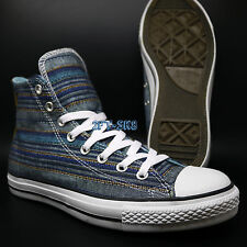 CONVERSE All Star HI Peacock/Acorn/White SIZE 9 HIGH Top //B89218.158