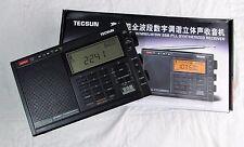 Tecsun PL-600 FM / SW / MW / LW / SW SSB PLL Synthesized Receiver (220V 50Hz PS)