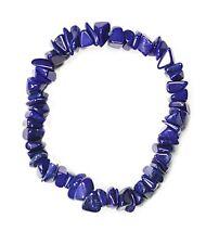Bracelet Chip Dyed Howlite (Lapis)