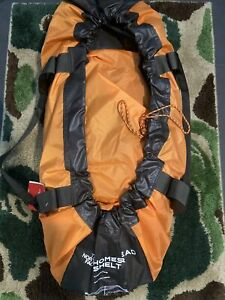 New The North Face Homestead Shelter Weekend Base Camp Tent 2 Person Orange