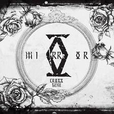 CROSS GENE-[MIRROR] 4th Mini Album White Ver CD+POSTER+76p Photo Book+Card K-POP
