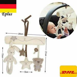 DHL Baby Musik Mobile Spielzeug für Maxi Cosi Kinderwagen Bett Stuhl Geschenk DE