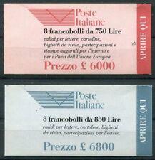 1995 - Repubblica Italiana - Libretto Istituzione Ente Pubblico Poste Italiane