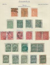 Colombia,Scott#360-367,Small Collection,67 stamps,MH & used