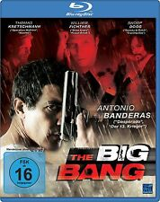 The Big Bang - Steelbook [Blu-ray](NEU & OVP) Antonio Banderas, Thomas Kretschma