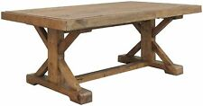 Marriott Reclaimed Pine Living Room Furniture Monastery Coffee Table