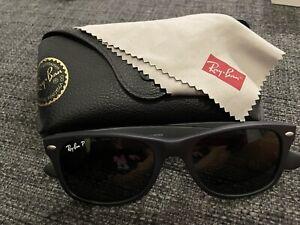 Ray Ban Junior Wayfarer Polarised Sunglasses. Immaculate