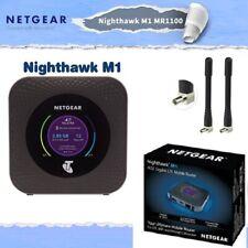New Netgear Nighthawk M1 MR1100 Cat 16 4G 4GX LTE WiFi Router Unlocked Warranty