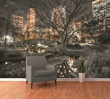 315x232cm Papier peint photo mural pour séjour central Parc New York
