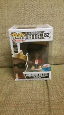 Funko Pop Rocks Notorious B.I.G. #82 2018 Nycc Toy Tokyo Exclusive