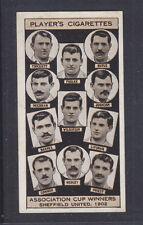 John Player - Association Cup Winners 1930 # 25 Sheffield United 1902