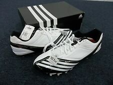 ADIDAS SCORCH THRILL SUPERFLY LOW CLEATS FOOTBALL MENS SHOES SIZE 16 WHITE NEW