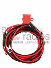 Power Cable Motorola Mobile HKN4137 PM400 CM200 CM300 CDM750 CDM1250 M1225 GM300